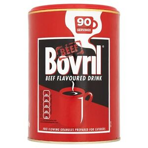 Bovril Beef Flavoured Drink 2 tubs x 450g Catering Tub Granules *180 Servings*