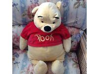 Large Winnie the Pooh