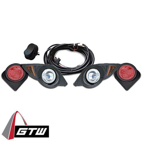 Yamaha G29 Drive GTW Golf Cart Light Kit Fits 2007 to 2016 Models