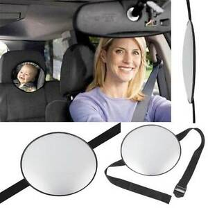 BRAND NEW BABY CAR SEAT SAFETY MIRROR CHILD TODDLER COT PRAM Miranda Sutherland Area Preview