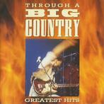 cd - Big Country - Through A Big Country - Greatest Hits