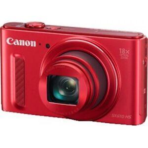 Canon PowerShot SX610 HS - Wi-Fi
