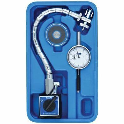 Fowler 52-585-450-0 Chrome Flex-mag Set Wwf Dial Indicator