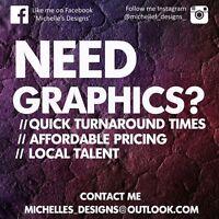 Graphic Designer!!
