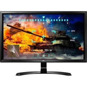 "LG 27UD58-B 27"" 4K 60Hz 5ms IPS LED Monitor HDMI DP 250 cd/m2 (Factory Refurbished)"