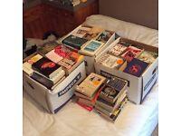 Around 200 books for sale (job lot)