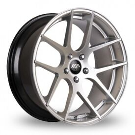 "18"" Staggered AVA Memphis on tyres for an E90, E91, E92, E93 BMW 3 Series, Vauxhall Insignia ETC"