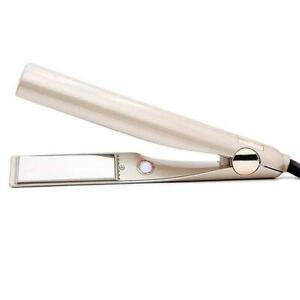 gold color hair straightener
