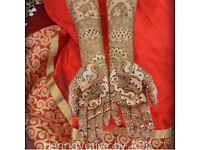 Professional and Passionate Henna, Hair and Makeup Artist based in South Wales