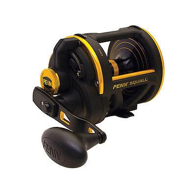 PENN Squall 60 Lever Drag Saltwater Fishing Reel  - SQL60DH
