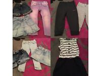 girls 18-24m bundle (30 items ) / collection wd23 2lx / no holding / oos