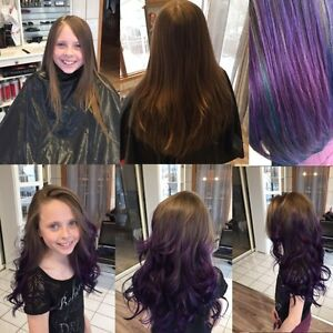 Experienced Hairstylist December promo 20% off services!!! Strathcona County Edmonton Area image 8
