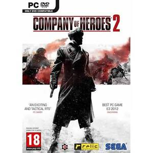 Company of Heroes 2 (PC, 2013) Buckland Park Playford Area Preview