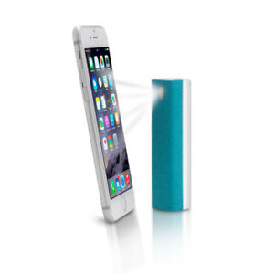 Anti-microbial Phone Sanitizer with microfiber screen cleaner