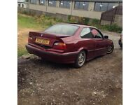 Breaking for parts e36 316i welded diff etc