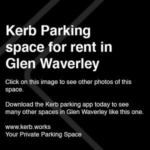 Kerb Parking Space - GLEN WAVERLEY $5/day Glen Waverley Monash Area Preview