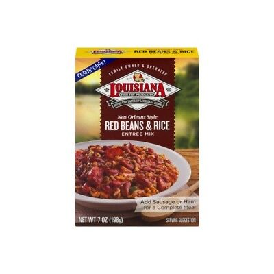 (Louisiana Fish Fry New Orleans Style Red Beans & Rice Entrée)