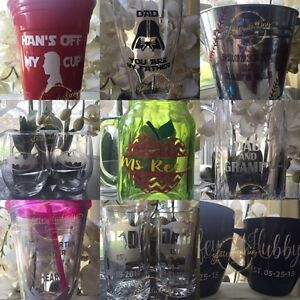 Personalized Wedding And Gift Items