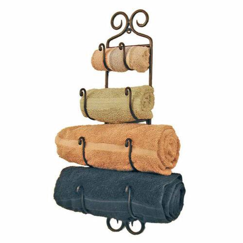 Small Adirondack Towel Rack