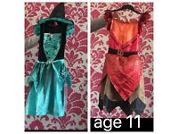Age 10-11 dressingbup
