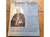 Jimmy Shand Book of Waltzes
