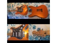 Fender MIM Strat. One of a kind.