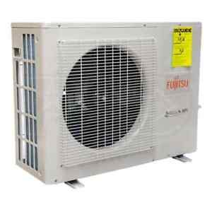 Fujitsu Heat Pump / Air Conditioner