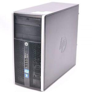HP Pro 6200 Core i3 3G ram 320G HD Windows 10 Warranty