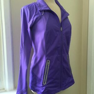 "Lululemon ""Nothing But Run"" Jacket"