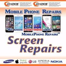 Samsung Sony HTC LG phone repair in real shop w wty Fortitude Valley Brisbane North East Preview