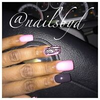 Gel nails ! Now accepting new day & evening clients!