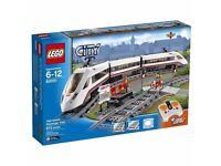 LEGO City 60051 High-speed Passenger Train. Brand New. Sealed.