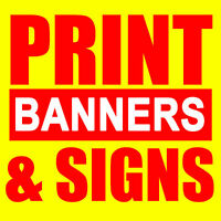 Print Lawn Signs | Vinyl Banner Printing | Very Low Prices!
