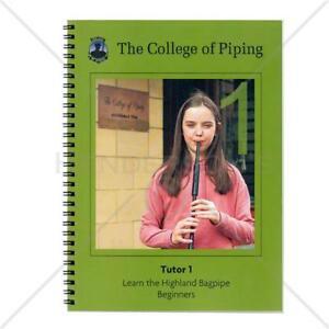 bagpipe tutor book