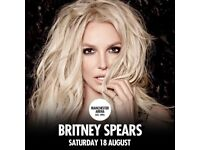 Britney Spears @ Manchester Arena