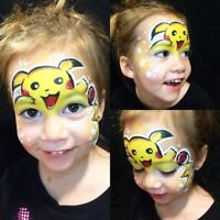 Professional Face Painter!