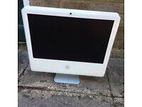 iMac G5 computer and wireless