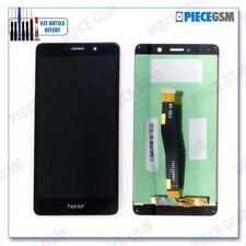 ECRAN LCD + VITRE TACTILE pour HUAWEI HONOR 6X NOIR + outils + colle b7000