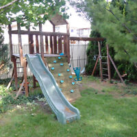 Swing Set/Play Structure