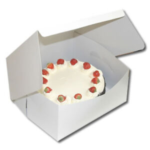 White-Cake-Boxes-6x6x3-x250-Small-Large-Cupcake-Muffin-Gift-Folding-Cartons