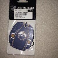 Brand new Edmonton Oilers air freshener