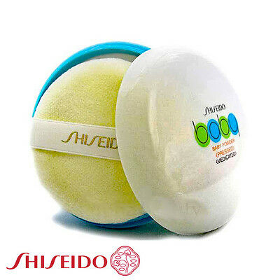 baby☆SHISEIDO Japan-Baby Pressed Powder with soft puff 50g ,JAIP.