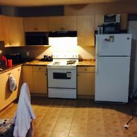 2 bedroom basement (one room available for rent) $400 in Sardis