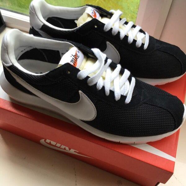 ryaet Nike Roshe LD 1000 QS Men\'s Black/White UK Size 8 | in Roundhay