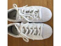 Adidas Originals Superstar Trainers size 6