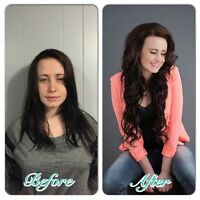 Premium Hair Extension Studio