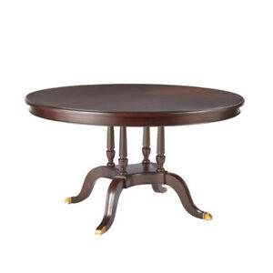 Magnifique Table Ronde 54po - Bombay