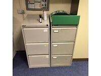 3 drawer file cabinet, suspension file A4