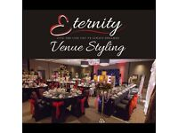 Venue dressing package for just £600
