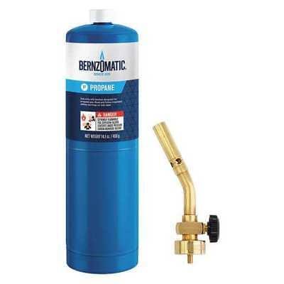 - BERNZOMATIC UL100 Torch Kit,Pencil Flame,Propane